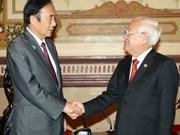 HCM-Ville et Saitama renforcent leur coopération économique