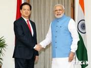 Approfondissement des relations de partenariat stratégique Vietnam-Inde