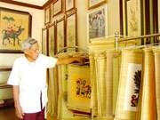 Les estampes populaires de Dông Hô ressuscitées ?