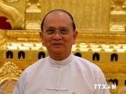 Le président du Myanmar rencontre des leaders de partis politiques