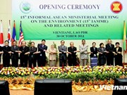 L'ASEAN et ses partenaires renforcent la protection de l'environnement
