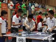Le 2e Concours national Robothon à Hô Chi Minh-Ville