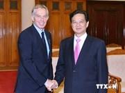 Le Vietnam veut développer ses relations avec le Royaume-Uni