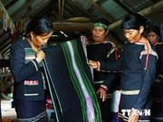 Le Vietnam à la foire internationale de l'art textile au Venezuela