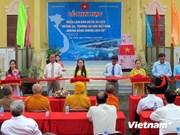 Exposition sur Hoang Sa et Truong Sa à Soc Trang