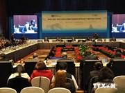 Ouverture de la réunion des hauts officiels de l'APEC