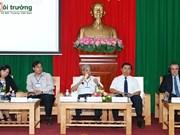 Dialogue sur la gestion durable de l'environnement dans le delta du Mékong