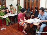 Des Chinois et Taïwanais arrêtés à Hai Phong pour escroquerie