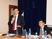 Développer les activités de l'Association des Vietnamiens en République tchèque