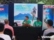 Ascensions en vélo du mont de Ba Vi pour but philanthropique