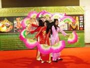 Le Vietnam au 1er Festival de culture et de gastronomie asiatique en Ukraine
