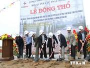 Mise en chantier de la station de transformation électrique de 110 kV Yen Phong 3