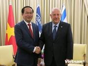 Vietnam et Israël intensifient la coopération dans la lutte anti-criminalité