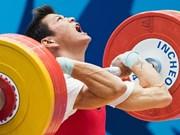 Haltérophilie : Thach Kim Tuan médaillé d'or aux Championnats du monde