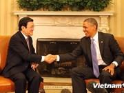 APEC : Le président Truong Tan Sang rencontre des dirigeants américain et japonais