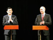 APEC: Truong Tan Sang rencontre des dirigeants étrangers