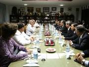 Un dirigeant cubain affirme le fort développement des relations Cuba-Vietnam