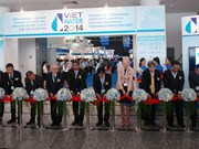Ouverture du Salon international Vietwater 2014