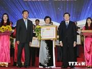 Le chef de l'Etat honore les enseignants méritants