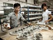 Chaussures et sandales: deux milliards de dollars d'IDE en trois ans
