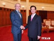 Le PM reçoit le directeur général de Gazprom Neft