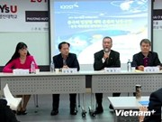 Colloque sur la Mer Orientale en République de Corée