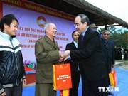 Un vent de Renouveau souffle sur l'ancienne base révolutionnaire de Tan Lap