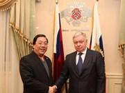 Vietnam et Russie intensifient leur coopération dans l'emploi