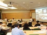 Singapour appuie la formation de hauts cadres vietnamiens