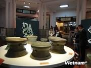 Exposition thématique sur la culture de Dong Son à Hanoi