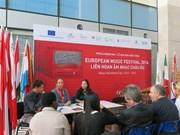 Du jazz en ouverture du 13e Festival de la musique européenne au Vietnam