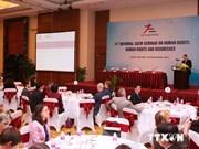Séminaire informel du Forum Asie-Europe sur les droits de l'homme