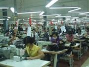 Aménagement du développement du textile de Bac Giang pour la période 2015-2025