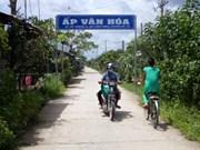 Nouvelle ruralité : la marche au progrès à Long Hung