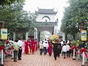 Quang Ninh préserve le vestige historique spécial des Trân