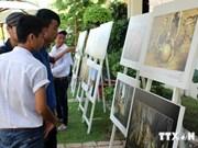 Exposition photographique sur les patrimoines à Hanoi