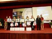 Bilan du 3e concours de photos sur le patrimoine du Vietnam
