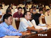 Les députés discutent de la réforme du Code civil