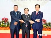 Déclaration commune du 8e Sommet du Triangle de Développement CLV