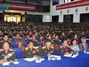 Célébration de la 39e Fête nationale du Laos à Hanoi