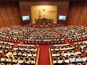 Clôture de la 8ème session de la 13ème législature