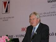 Wallonie-Bruxelles, un portail vers l'UE pour les investisseurs vietnamiens