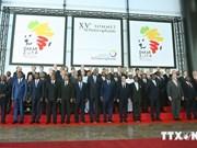 Clôture du 15e sommet de la Francophonie