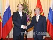 La Russie est un partenaire important du Vietnam