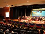 Le Cambodge fête le 36e anniversaire du FUNSK