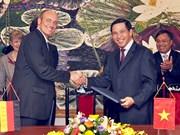 Vietnam et Allemagne coopèrent dans la finance
