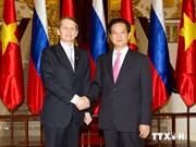 Le Vietnam veut développer ses relations avec la Russie