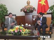 Le Royaume-Uni prend en considération la promotion des relations avec le Vietnam