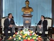 Renforcement de l'amitié entre la RPDC et le Vietnam