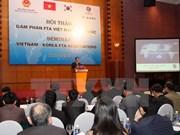Libre-échange : 9e tour de négociations Vietnam-République de Corée